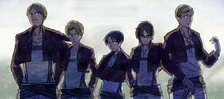 HD Wallpaper   Background ID:804983. Anime Attack On Titan