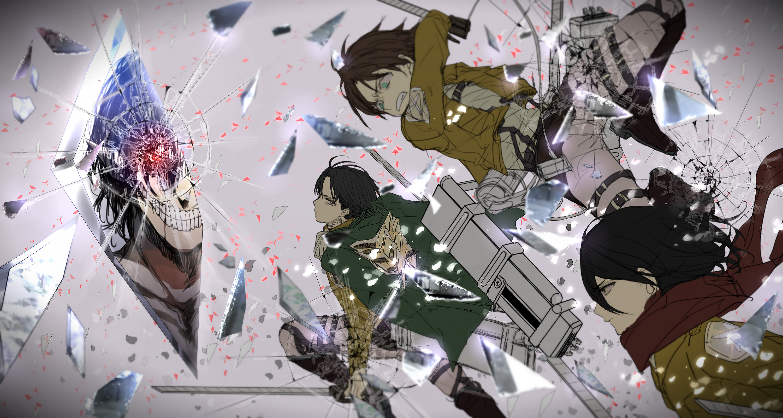 Attack on Titan · download Attack on Titan image