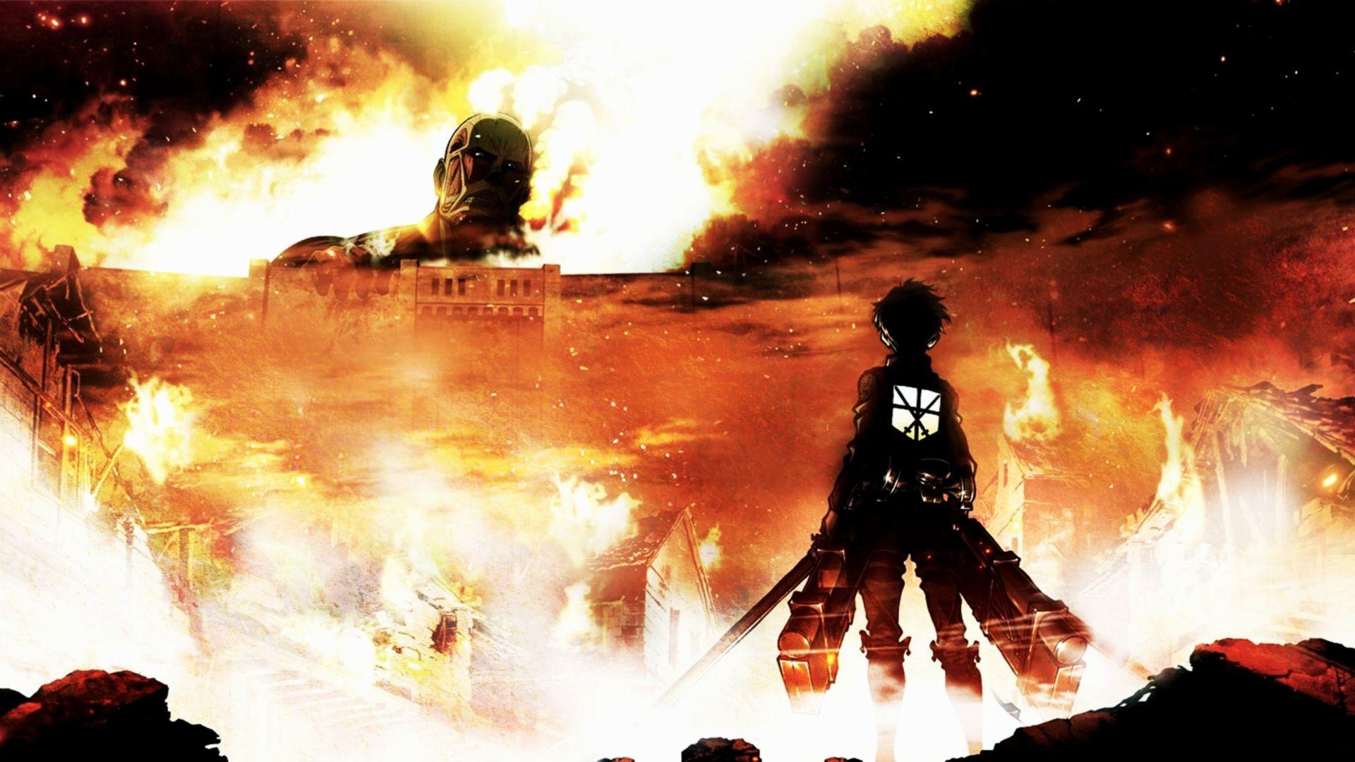 … wallpaper 1440×900 6g – Shingeki No Kyojin. Download
