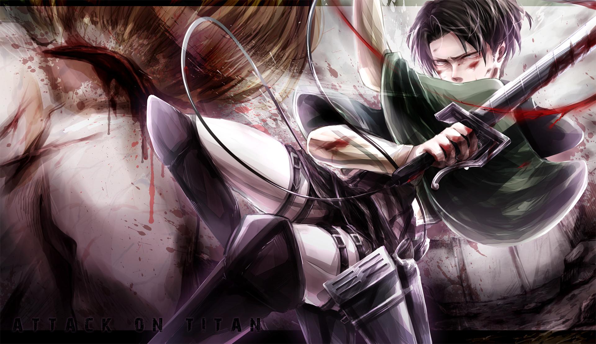 Shingeki No Kyojin · HD Wallpaper | Background ID:747120