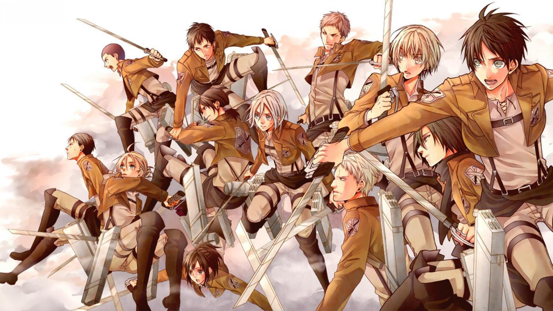 Attack On Titan Wallpaper Hd Picture Gallery .