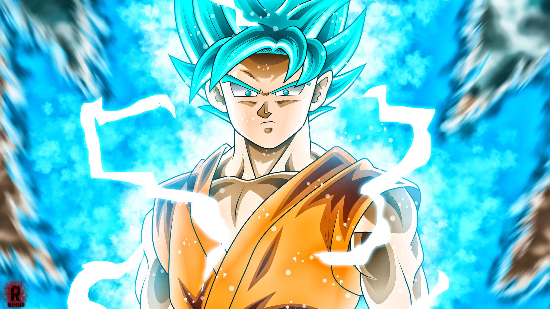 Super Saiyan God HD Wallpaper. Goku Super Saiyan God Wallpaper HD