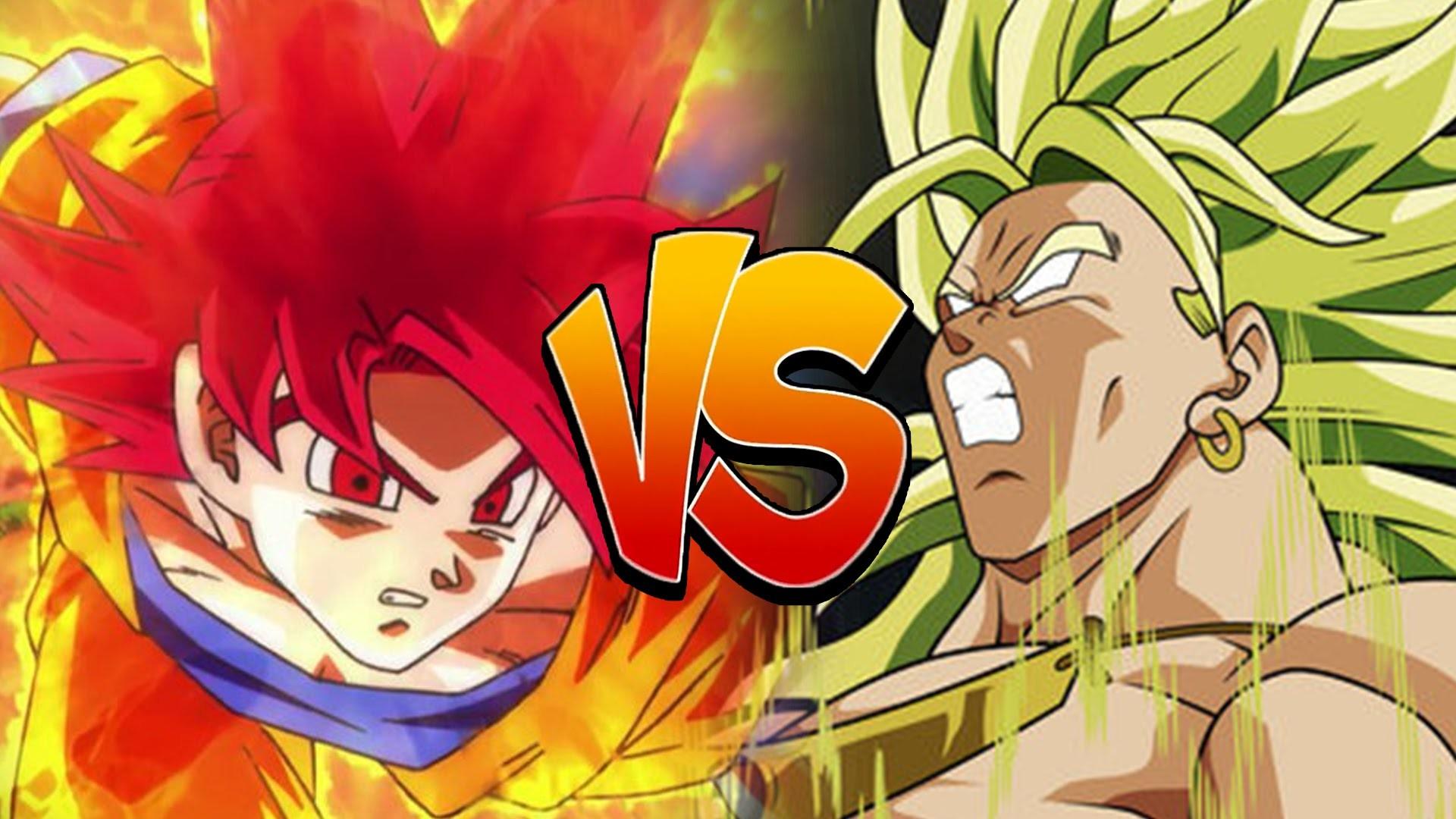 Super Saiyan God Goku Vs Legendary Super Saiyan Broly – Dragon Ball Z  Battle of Z – YouTube