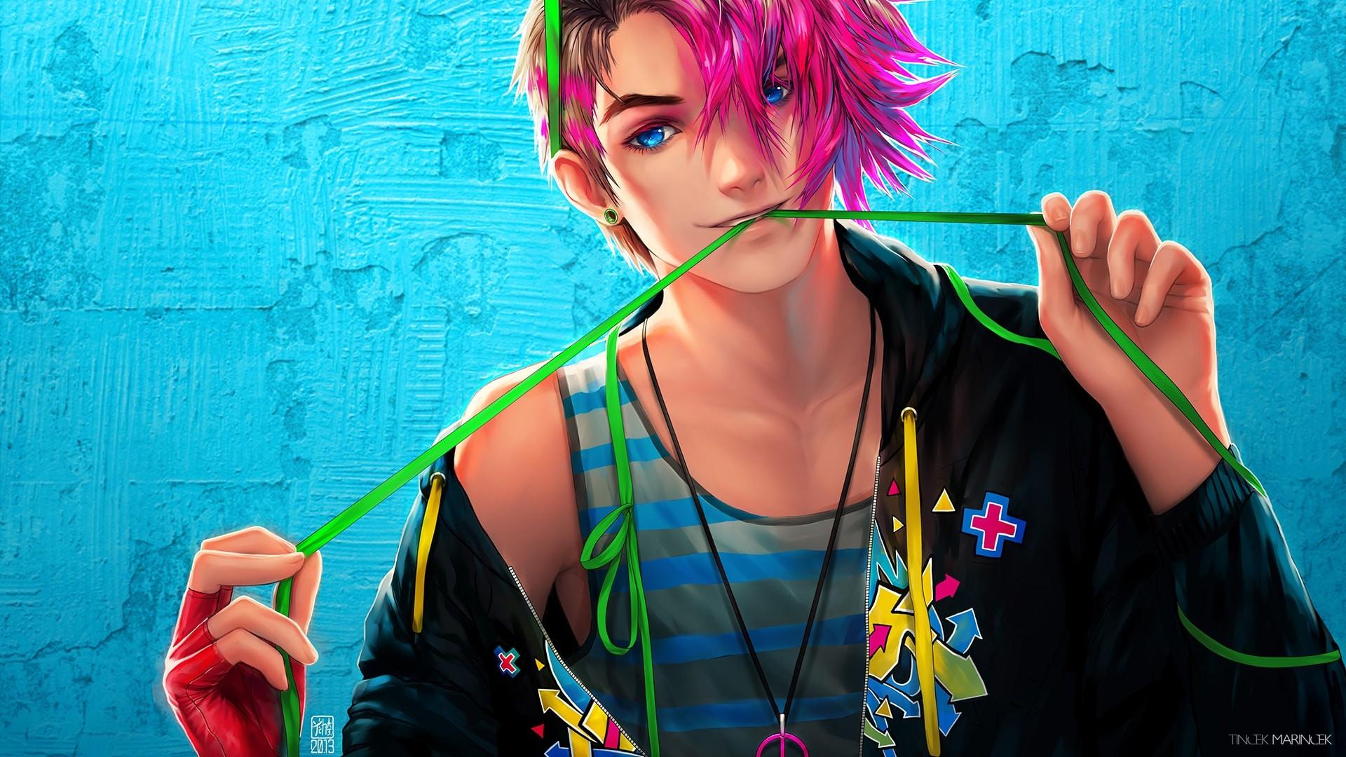 Stylish Anime Boy. Stylish Anime Boy hd wallpaper