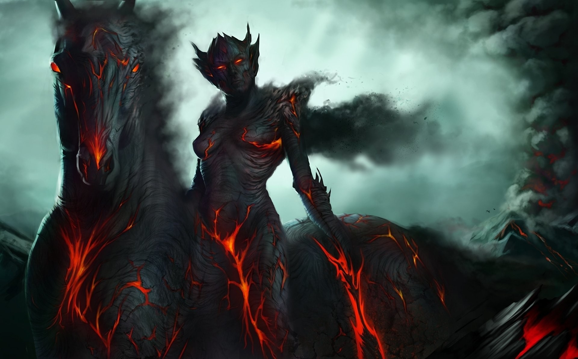 HD Wallpaper   Background ID:329360. Fantasy Demon