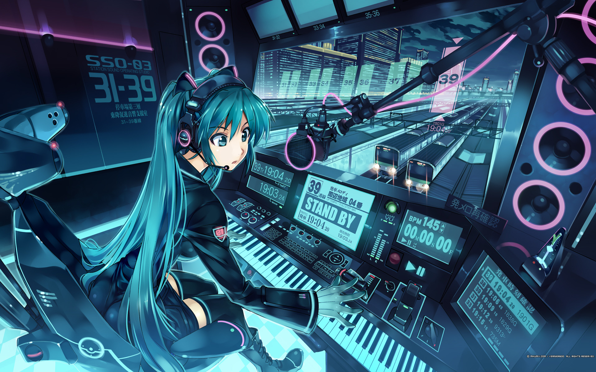 Anime Music Wallpapers for PC 2648 – HD Wallpaper Site