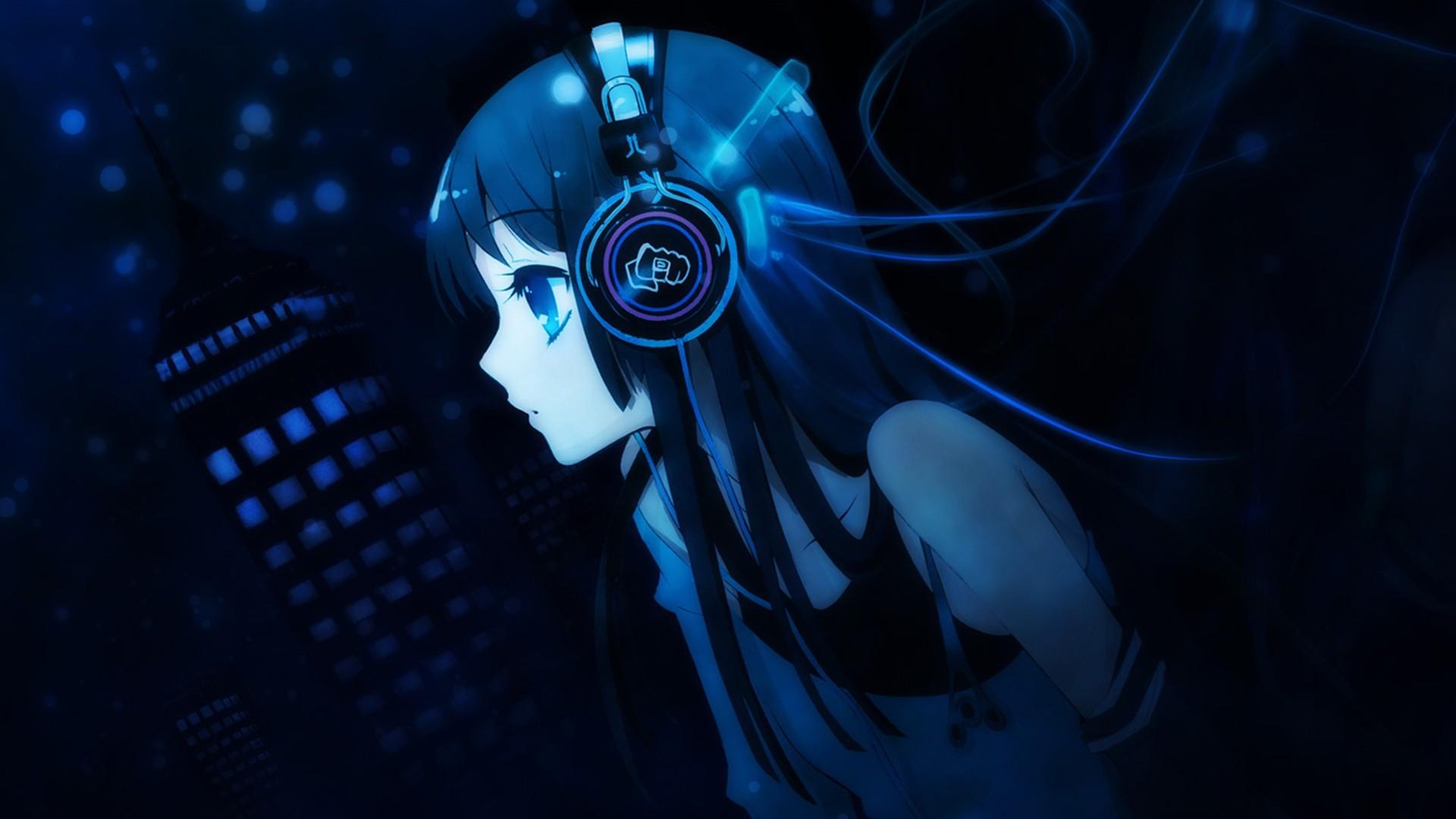 Anime Music Pixelmusic Dark