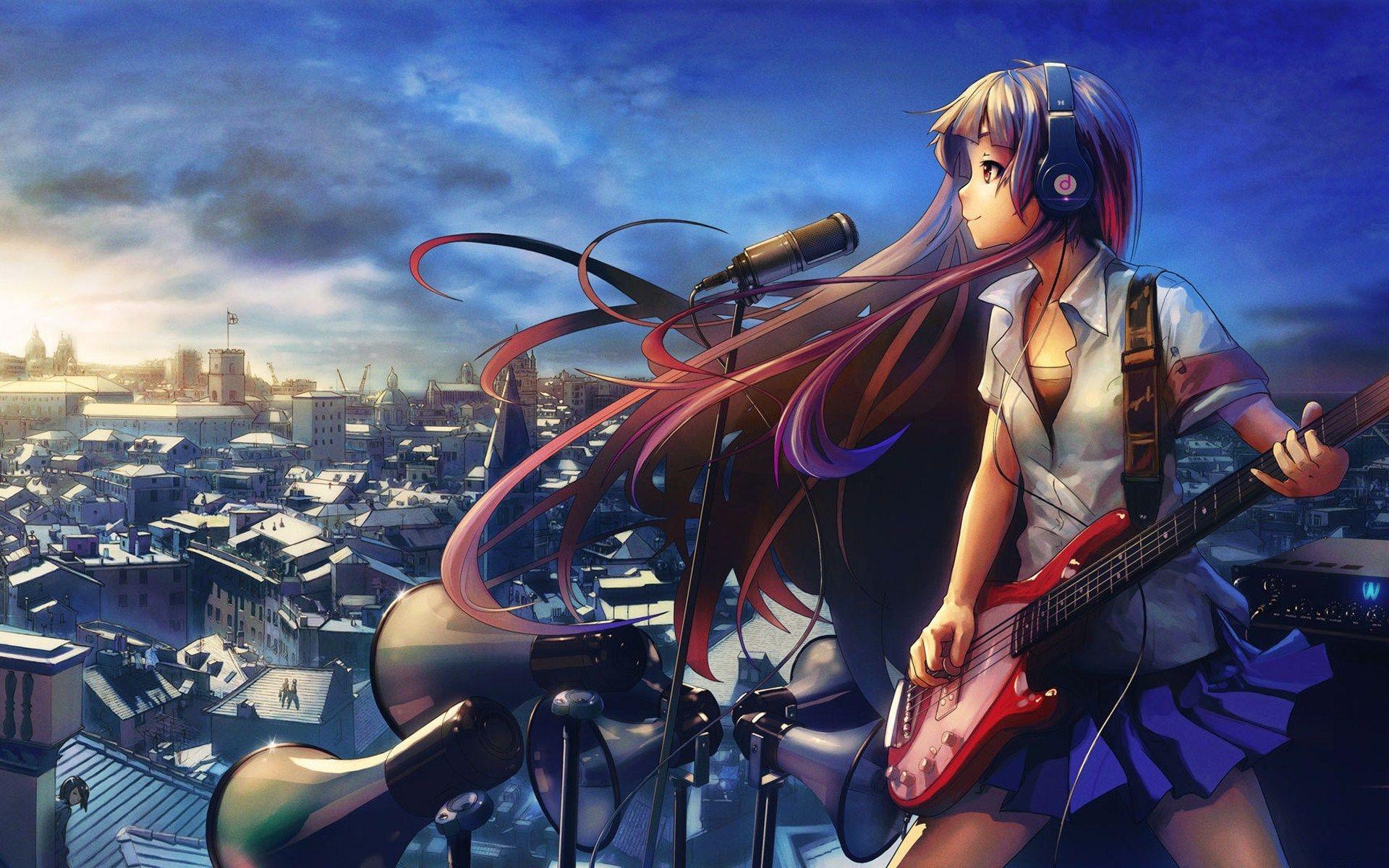 Anime Music Wallpaper 3