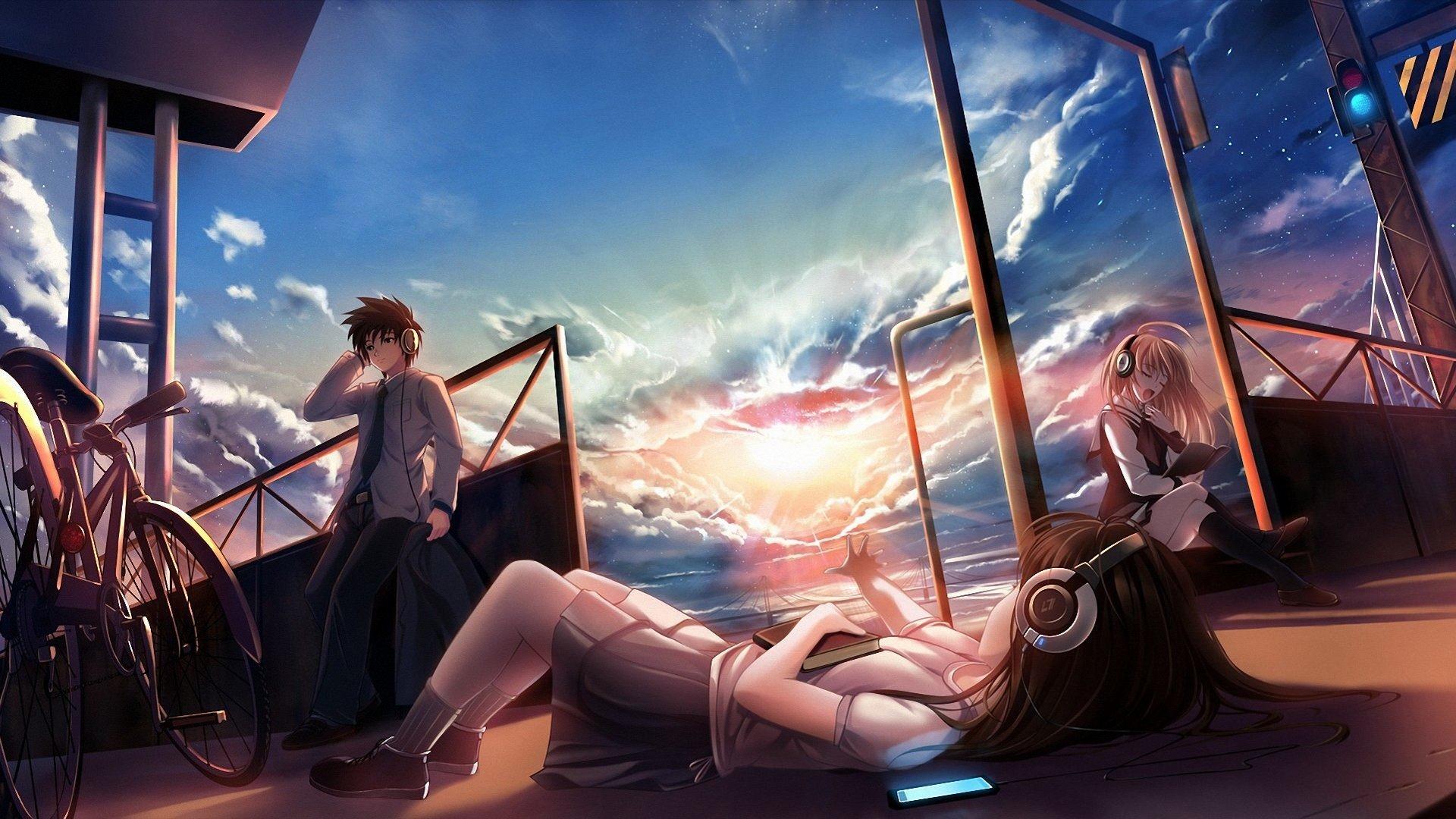 Anime Wallpaper Music Awb268