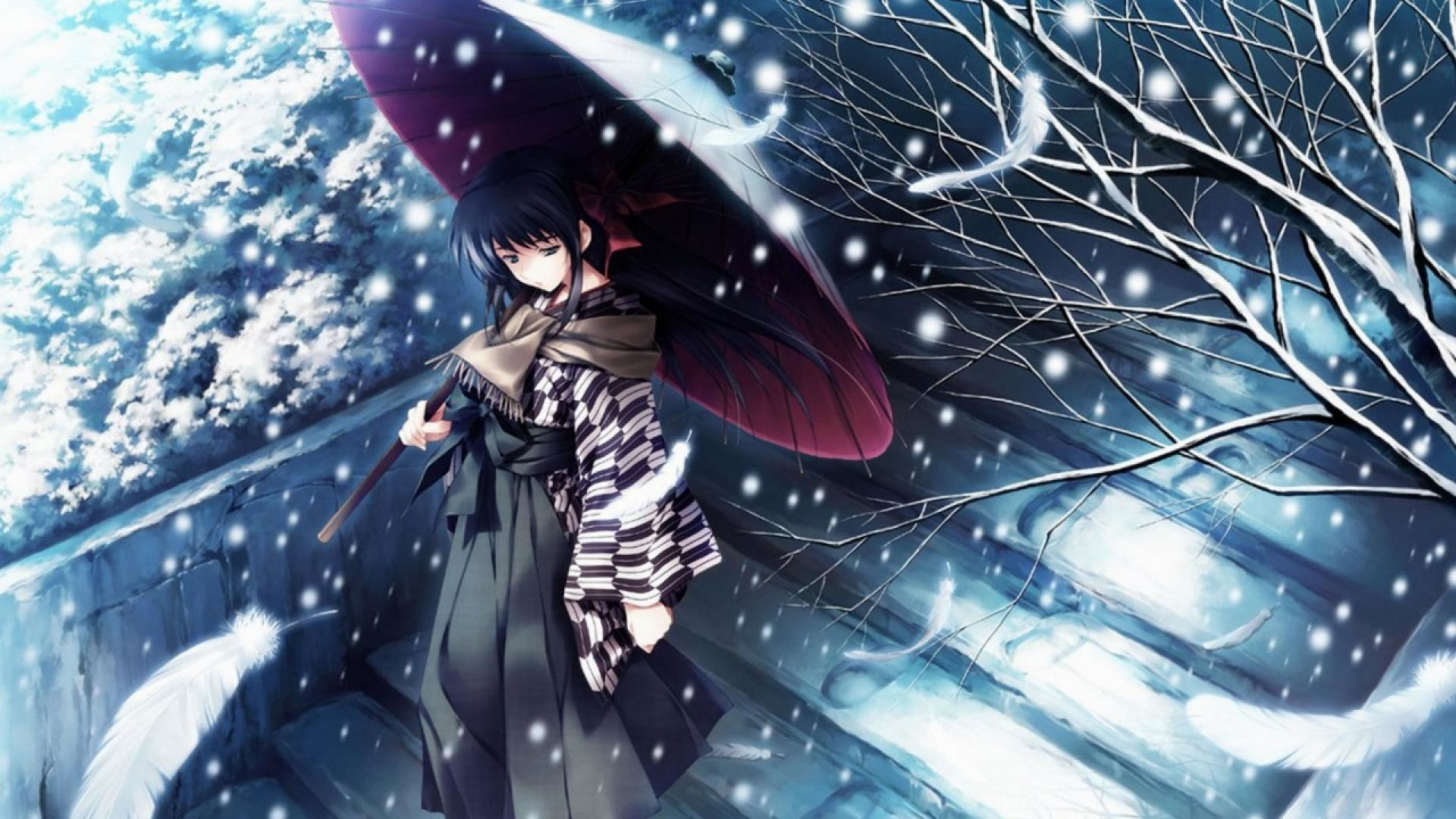 Winter-Girl-Anime-Wallpapers-HD-download-free