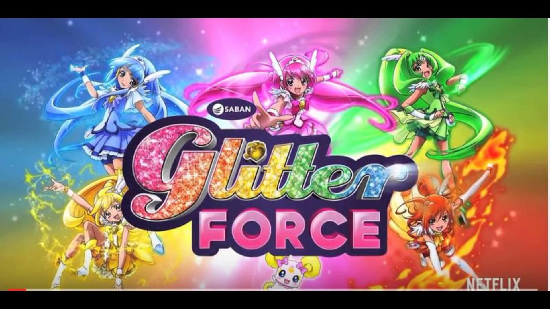 Glitter Force – (Soundtrack) Official Ending Song | ep 1
