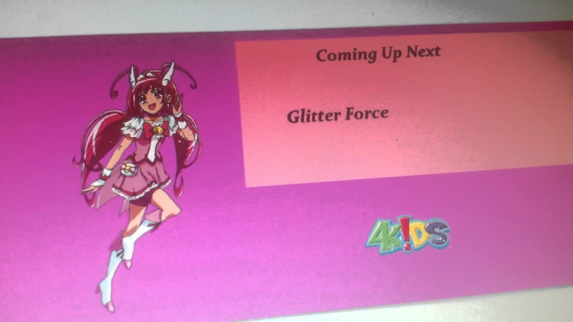 Glitter Force Coming Up Next 4Kids
