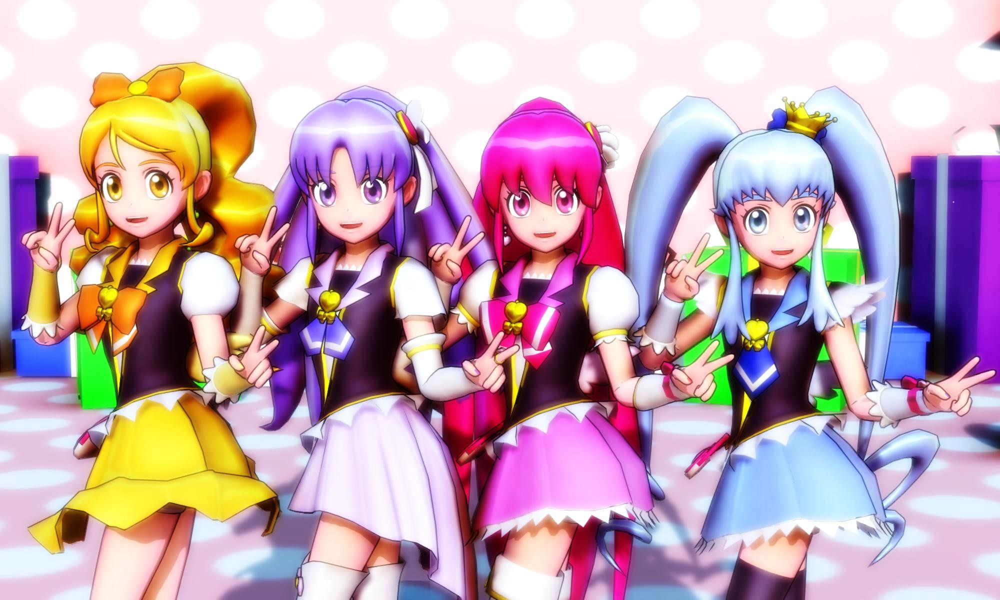… HappinessCharge PreCure! by Lucky3Seven