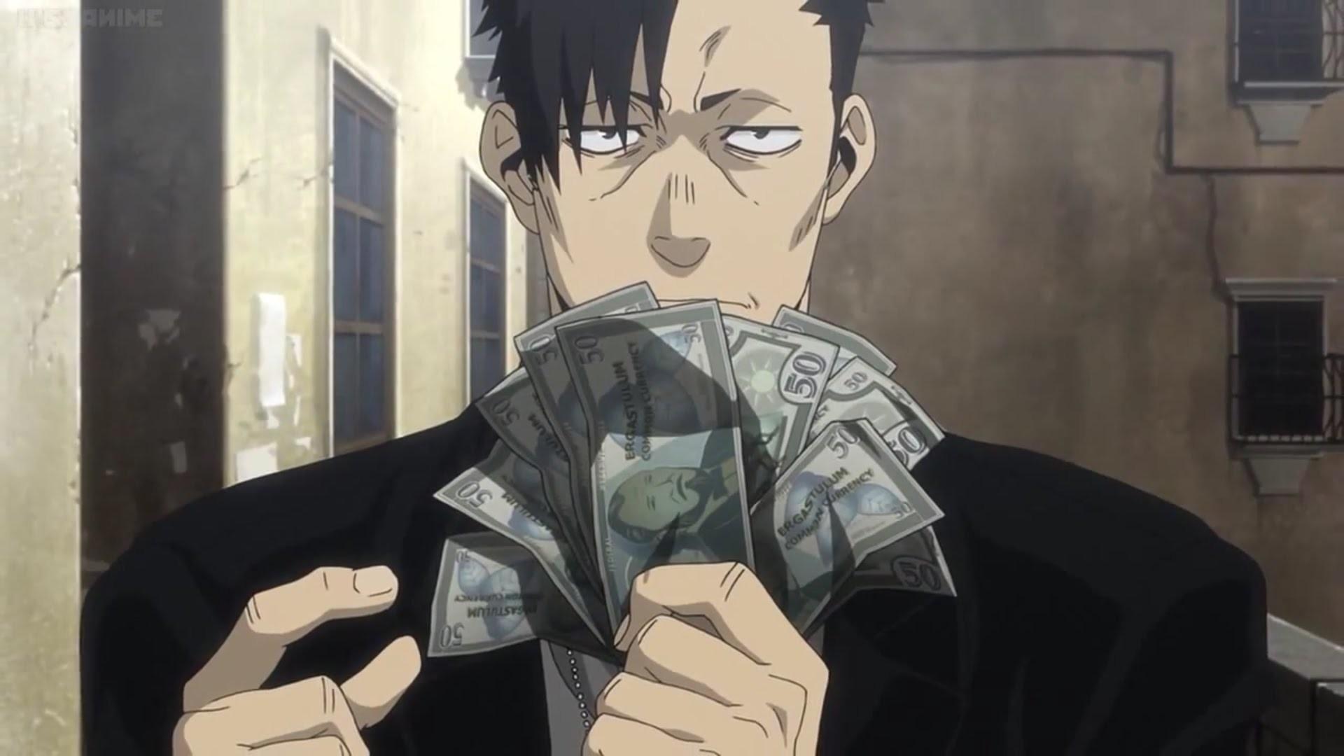 gangsta anime wallpaper hd – Google Search