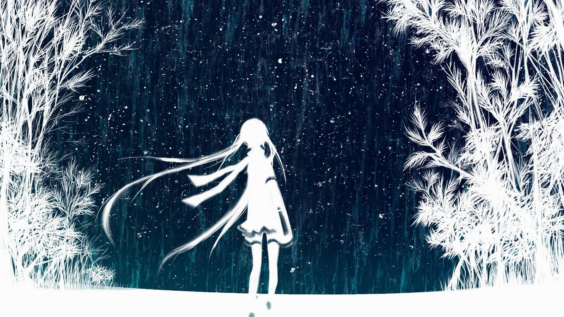 Snow-Anime-Wallpapers-HD-download-free