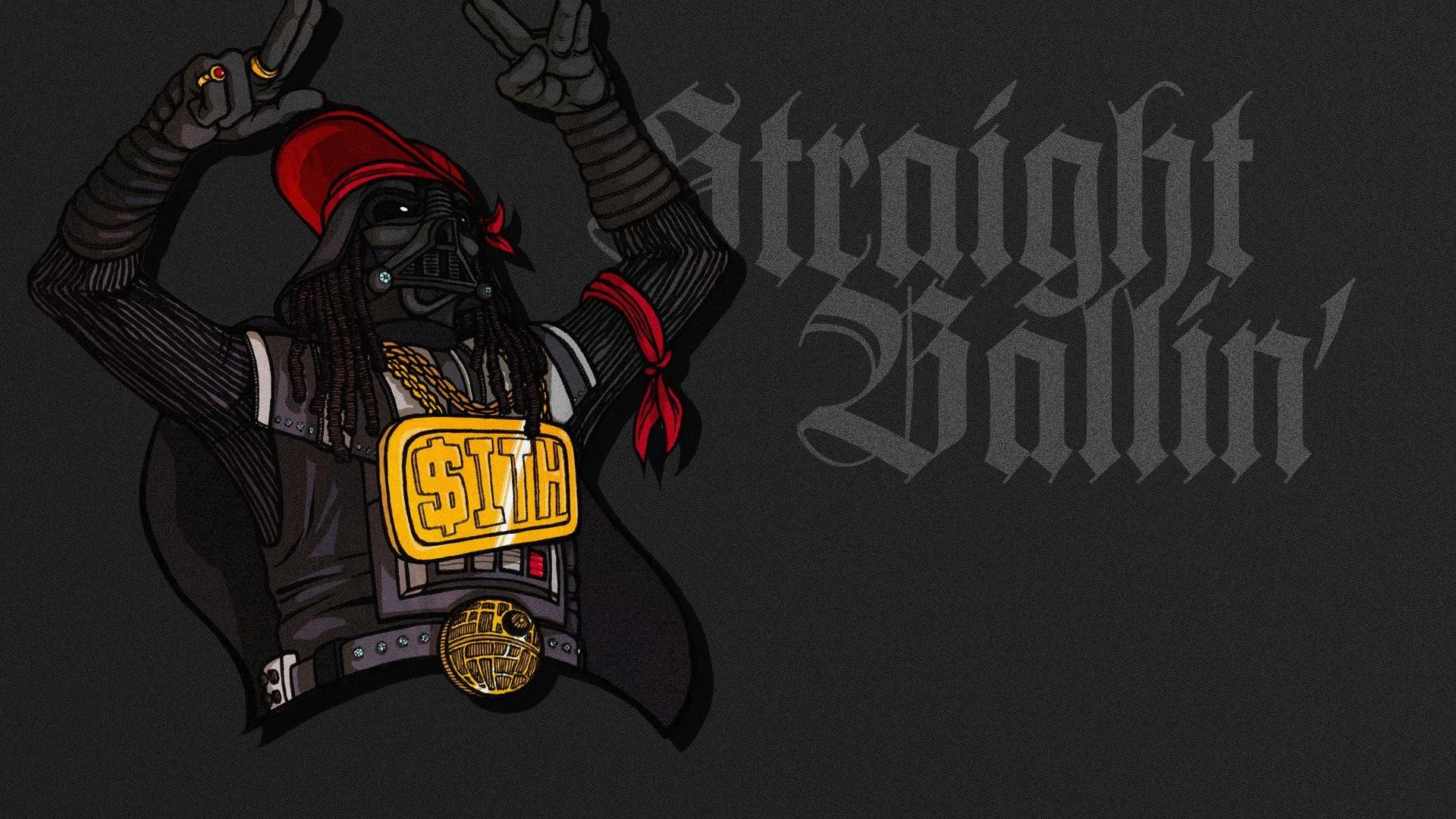 Gangsta Darth Vader Wallpaper » WallDevil – Best free HD desktop and .