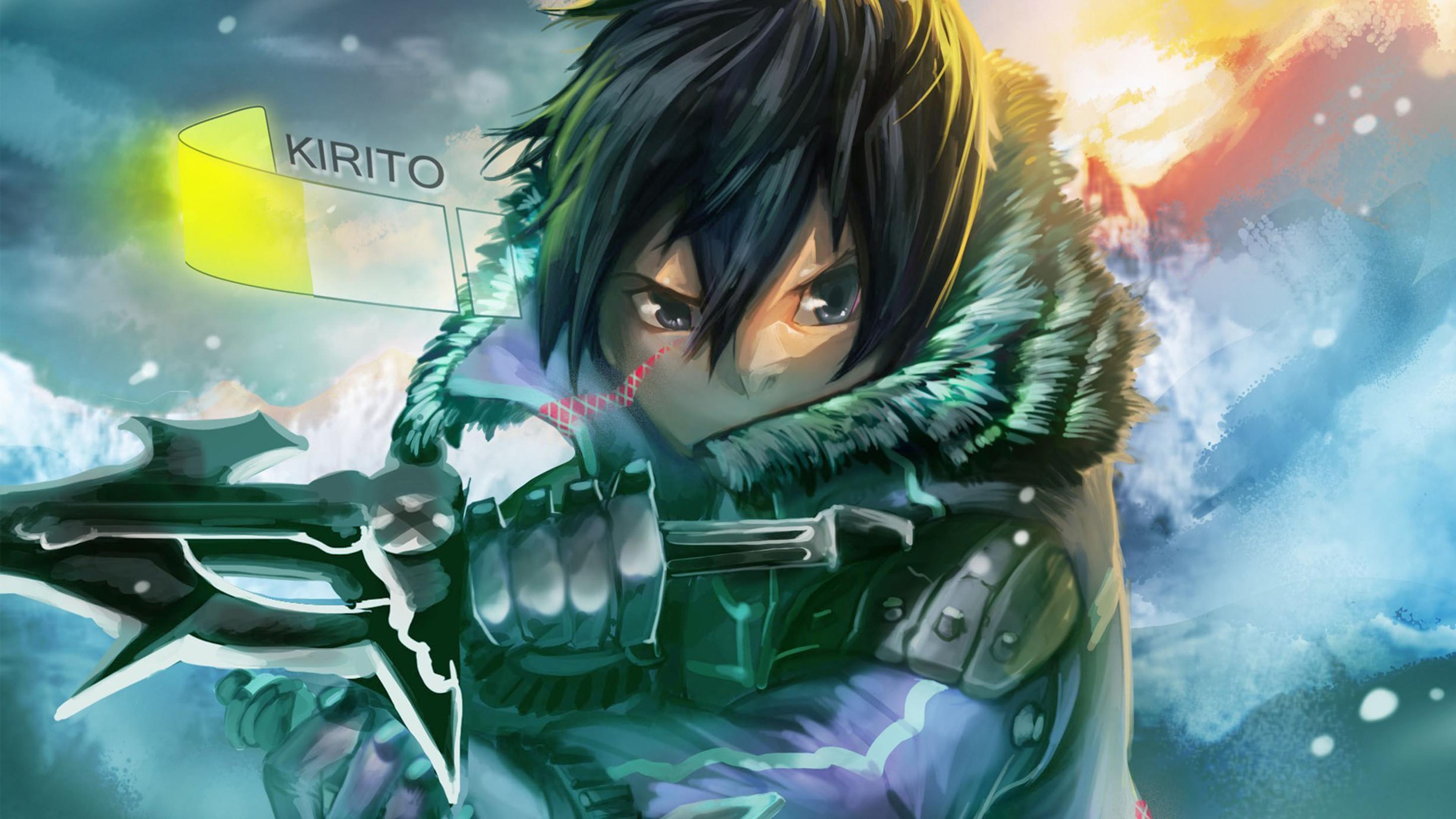 Fond d'écran HD | Arrière-plan ID:632908. Anime Sword Art Online