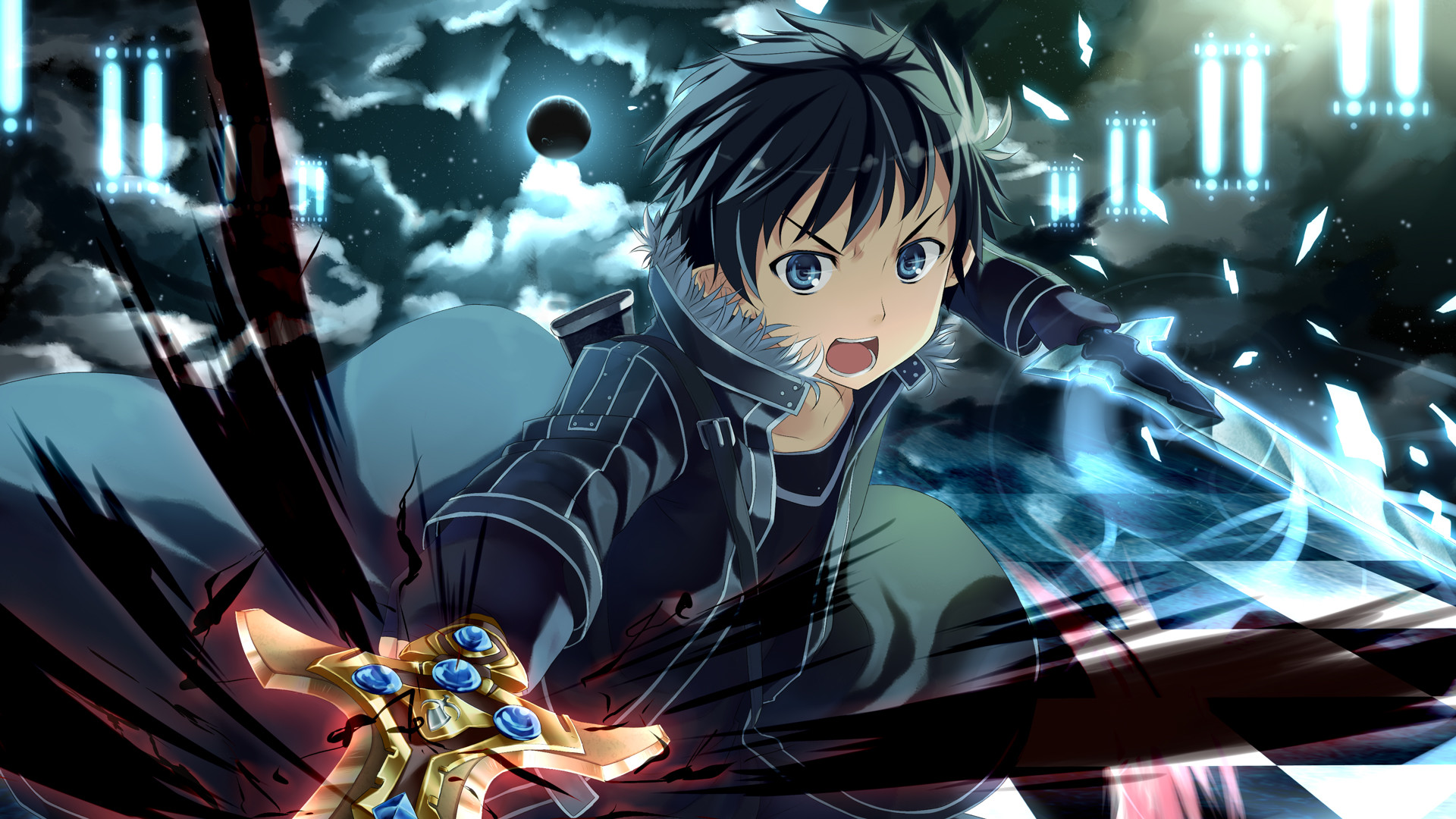 a fury to behold – Sword Art Online Wallpapers