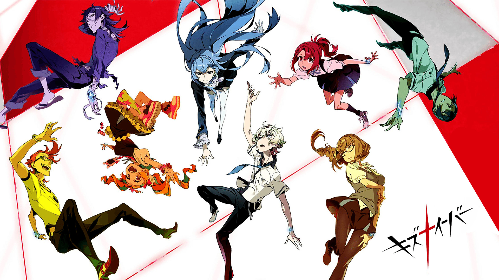 Kiznaiver (1920×1080), HQ Backgrounds | HD wallpapers Gallery .