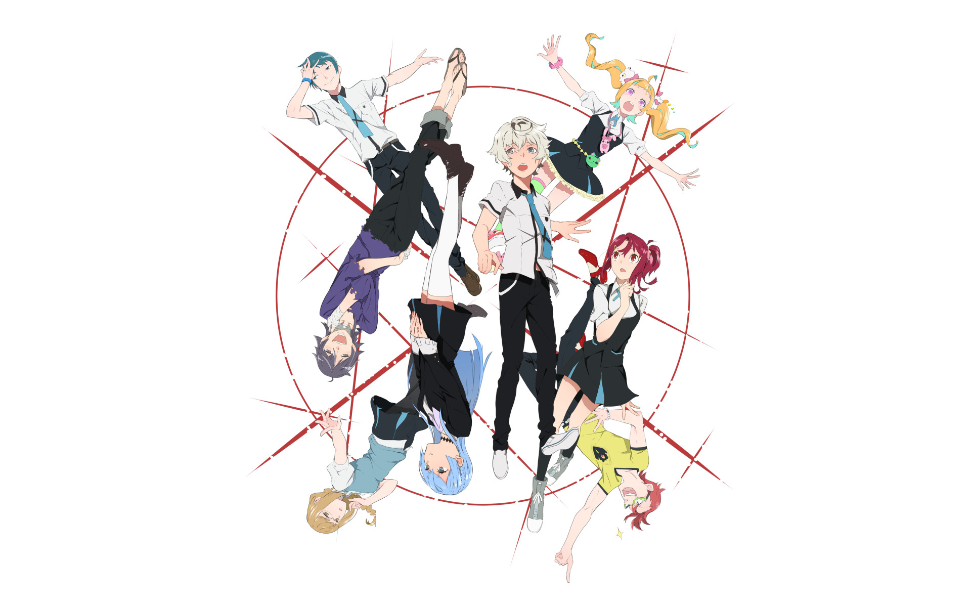 Anime – Kiznaiver Wallpaper