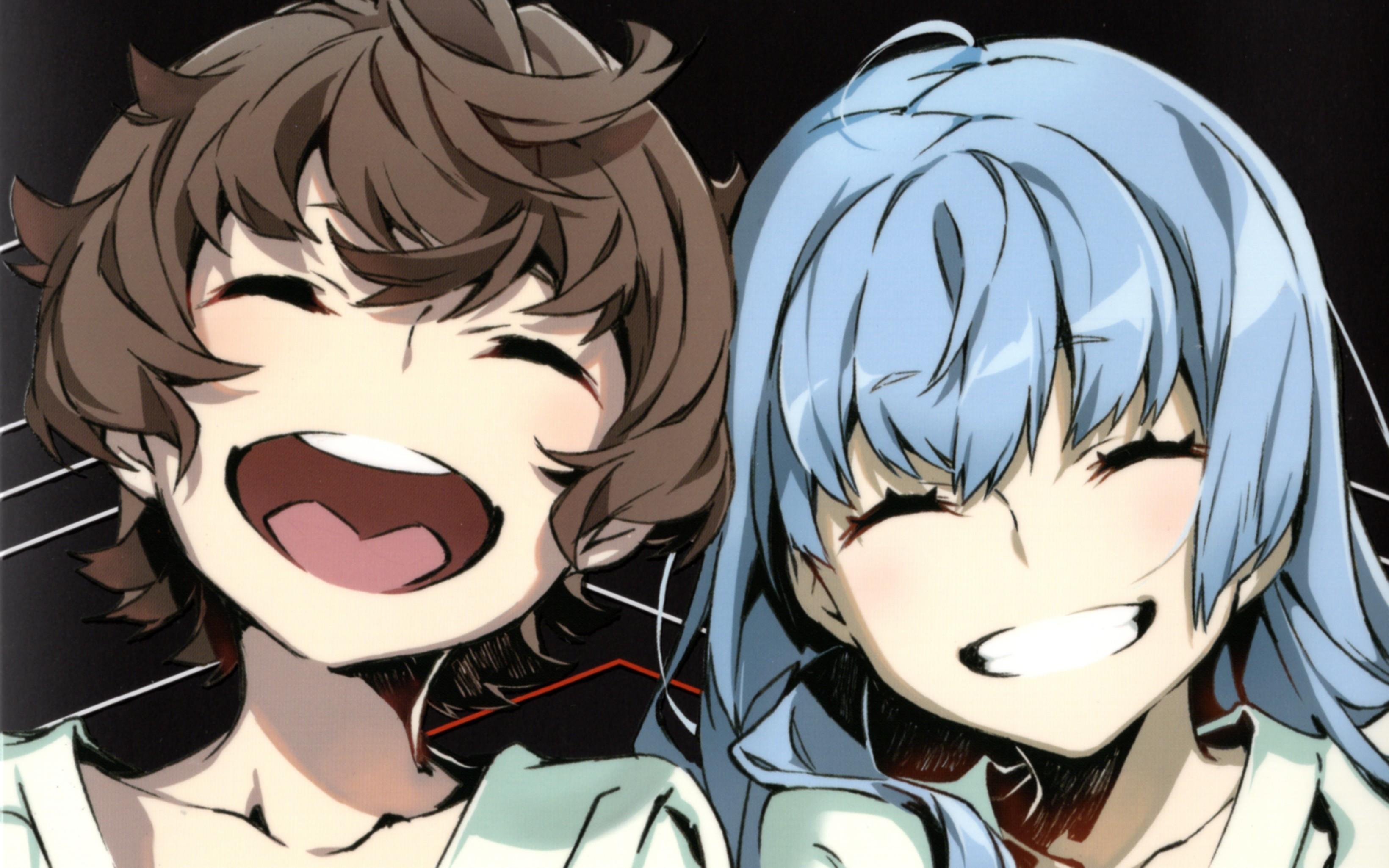 Anime Kiznaiver Sonozaki Noriko Katsuhira Agata