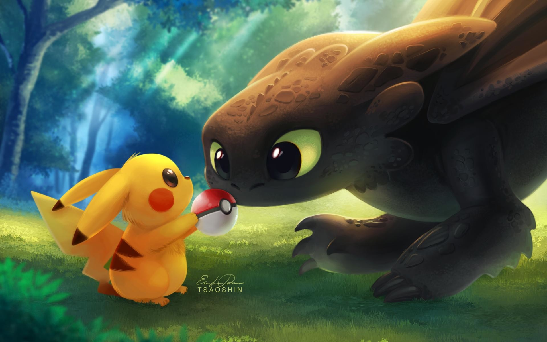 134 Cute Pokemon