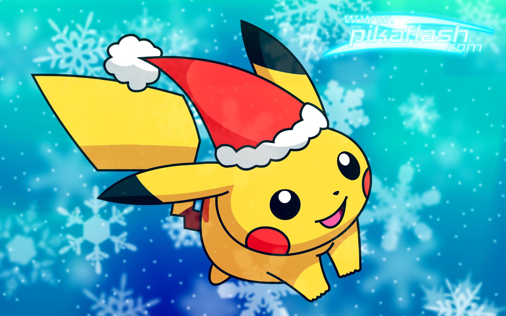 Cute Pikachu Wallpaper