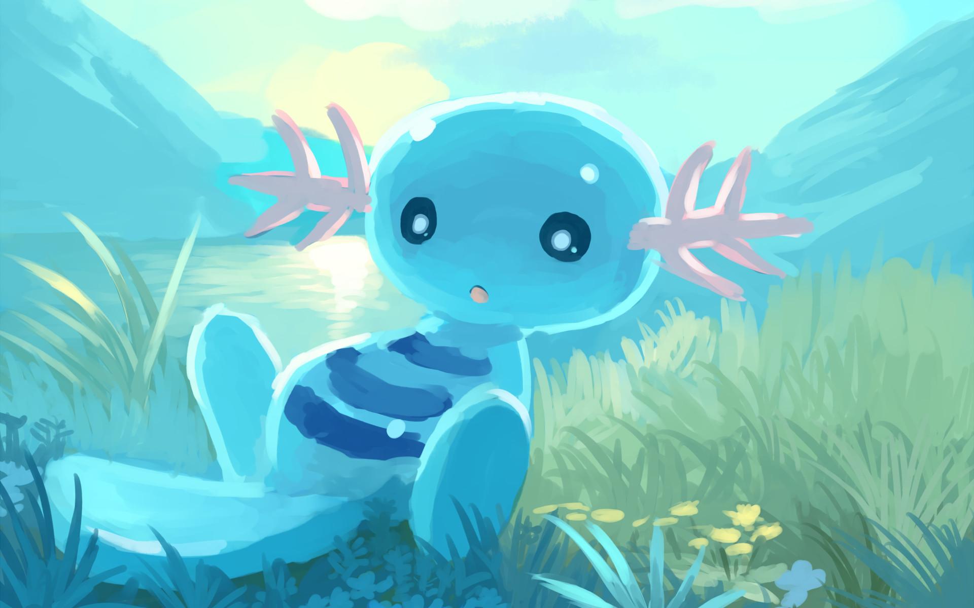 Pokemon Widescreen Wallpaper