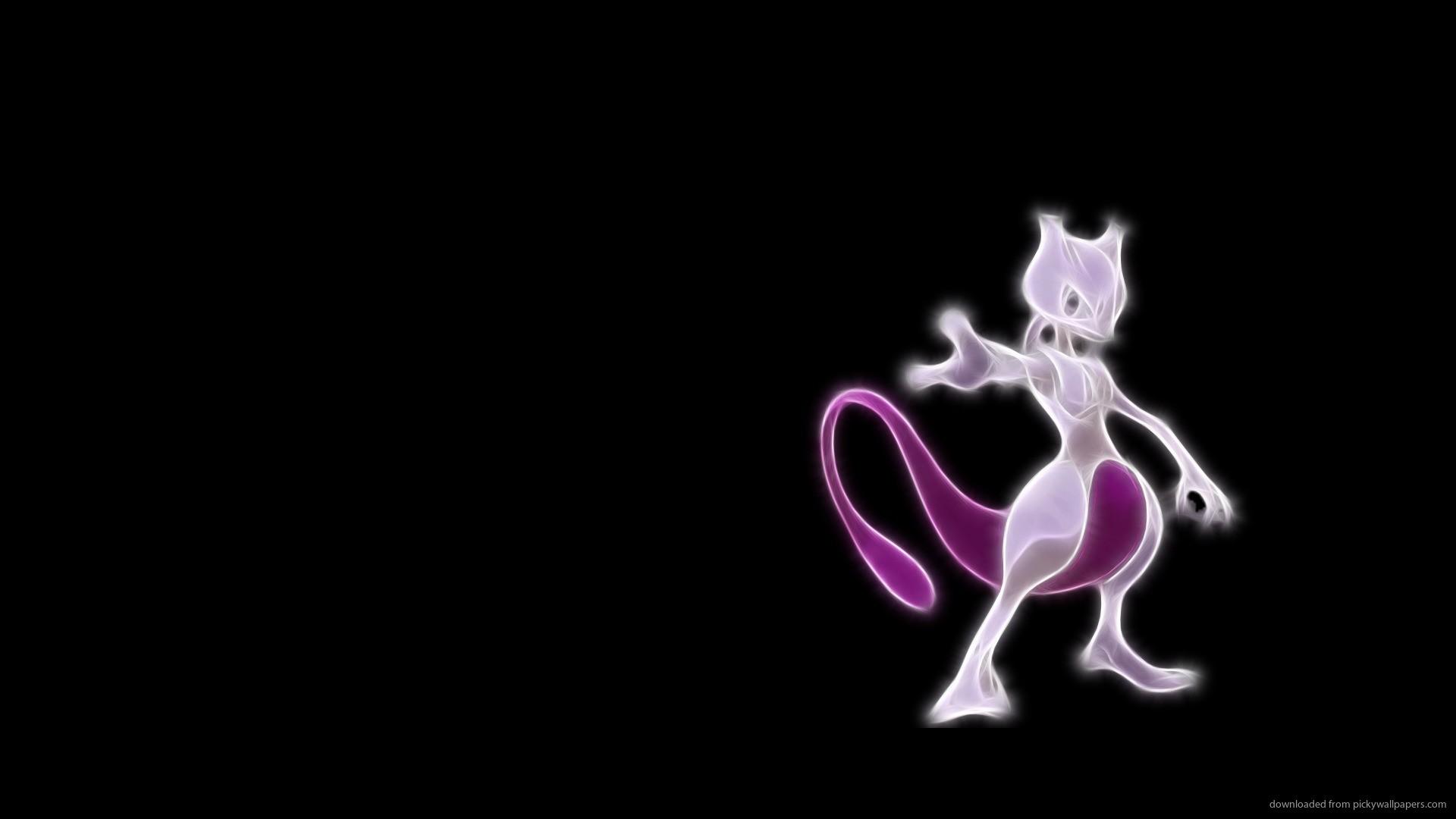 Mewtwo Pokemon Wallpaper picture