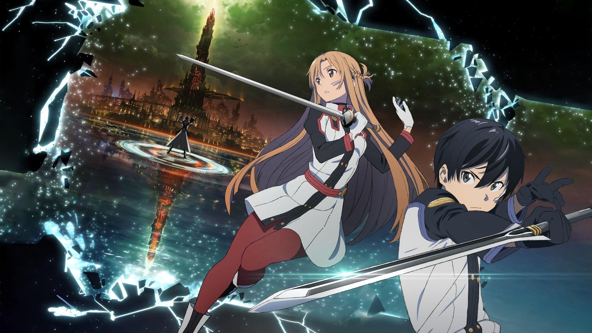 HD Wallpaper | Hintergrund ID:689248. 3840×2160 Anime Sword Art Online …