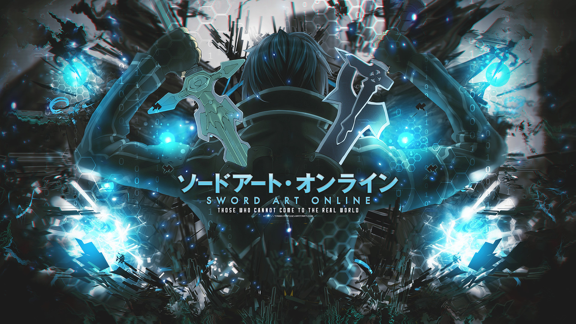 Anime – Sword Art Online Kazuto Kirigaya Wallpaper
