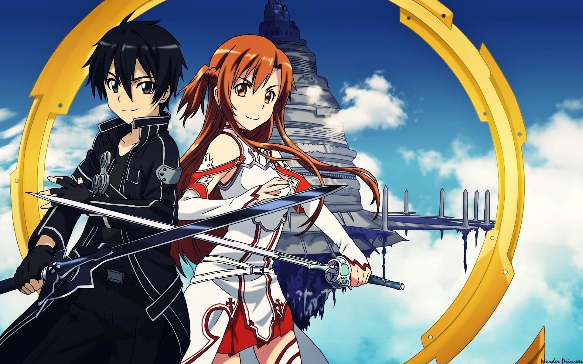 Sword Art Online HD Wallpapers Backgrounds Wallpaper 1920×1200 Sword Art  Online Wallpaper (25