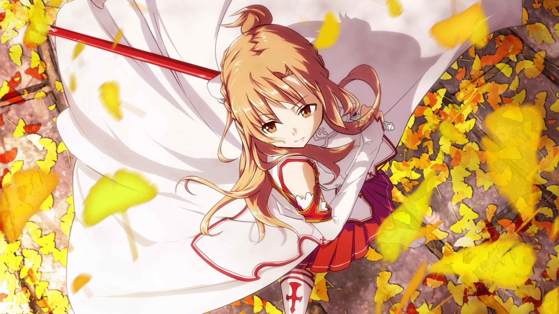 Anime – Sword Art Online Asuna Yuuki Wallpaper