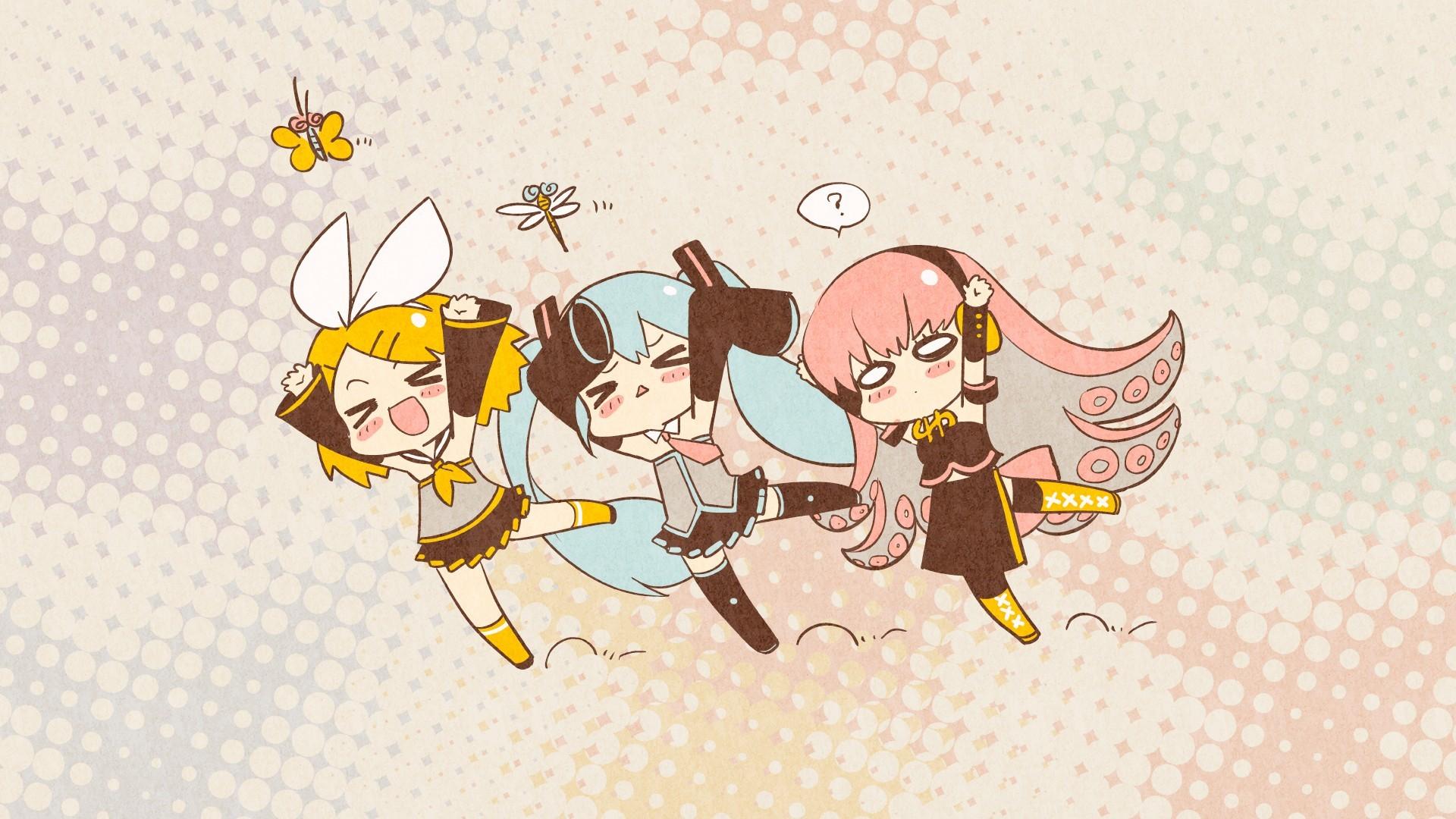 Vocaloid Chibi Luka