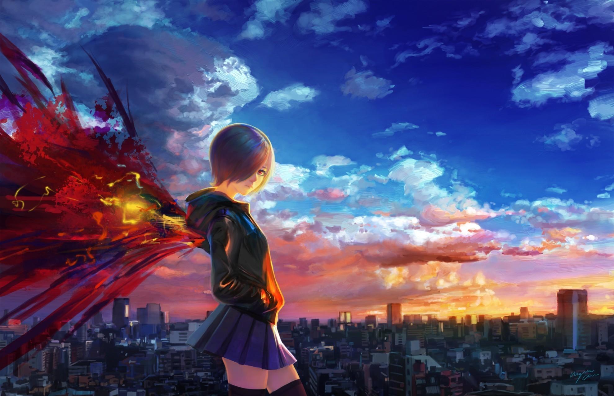 Tokyo Ghoul Touka Kirishima · HD Wallpaper   Background ID:547502