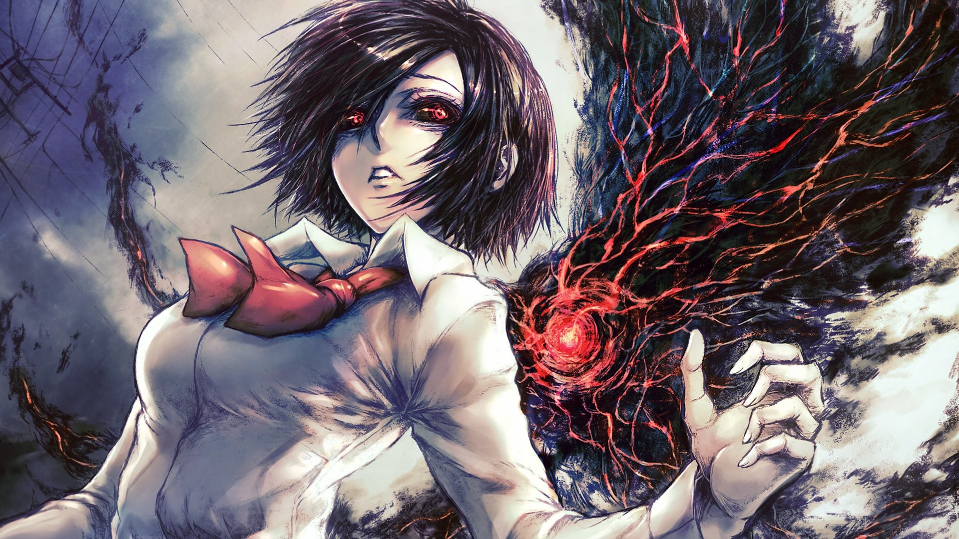 Tokyo Ghoul Touka Kirishima · HD Wallpaper   Background ID:596715