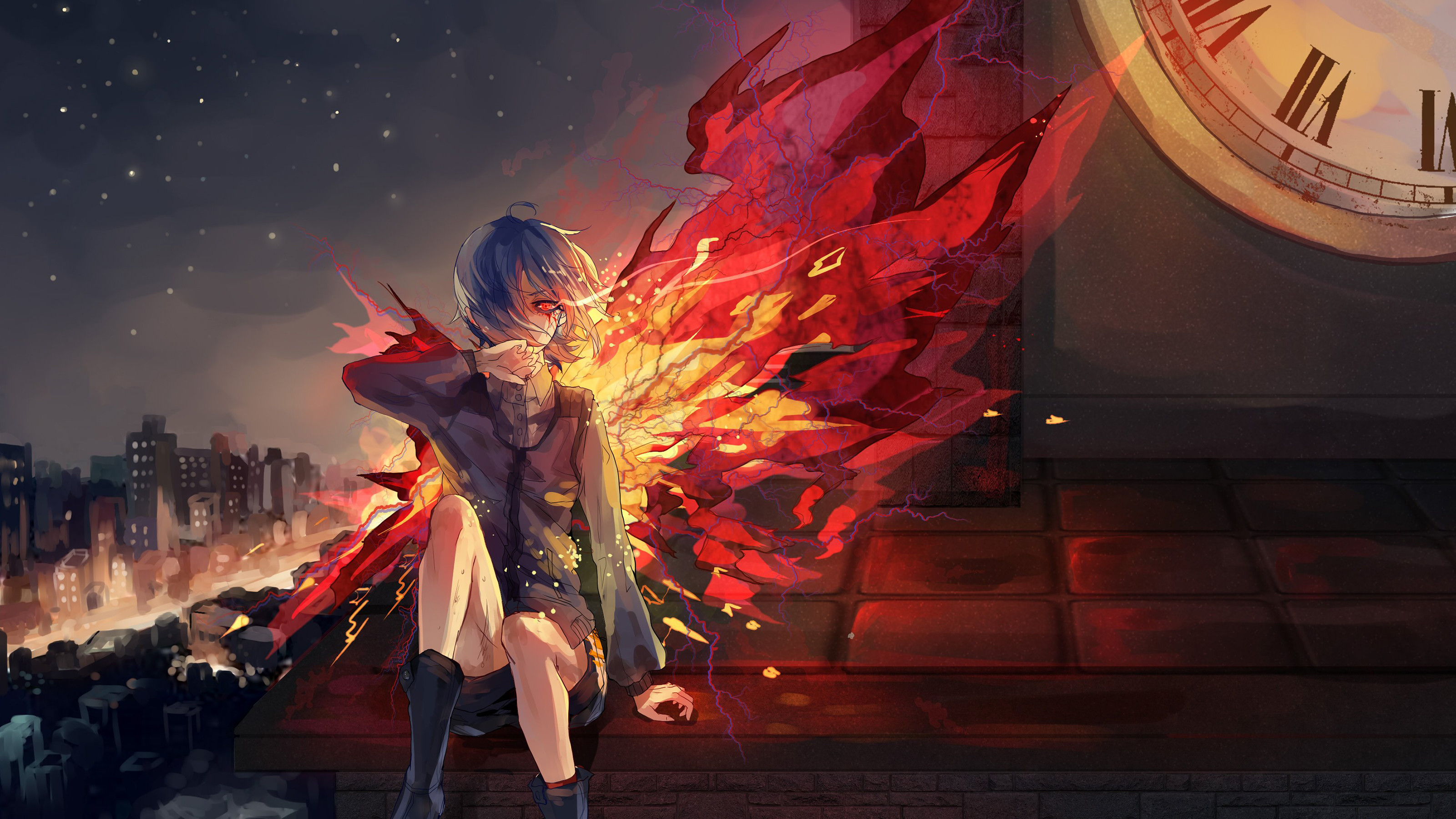 HD Wallpaper   Background ID:771767. Anime Tokyo Ghoul