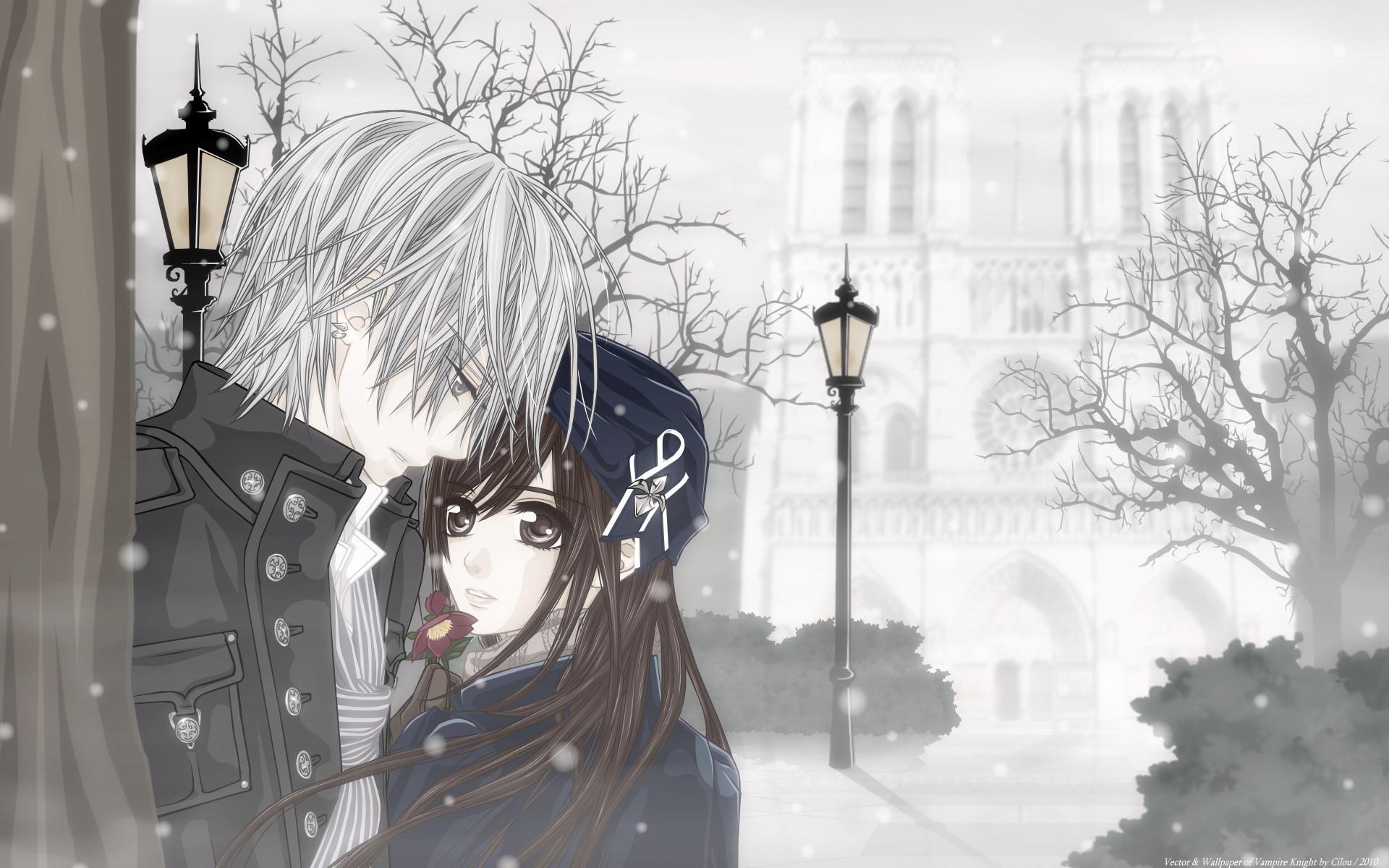 Love-on-that-Snowy-Day-vampire-knight-yuki-