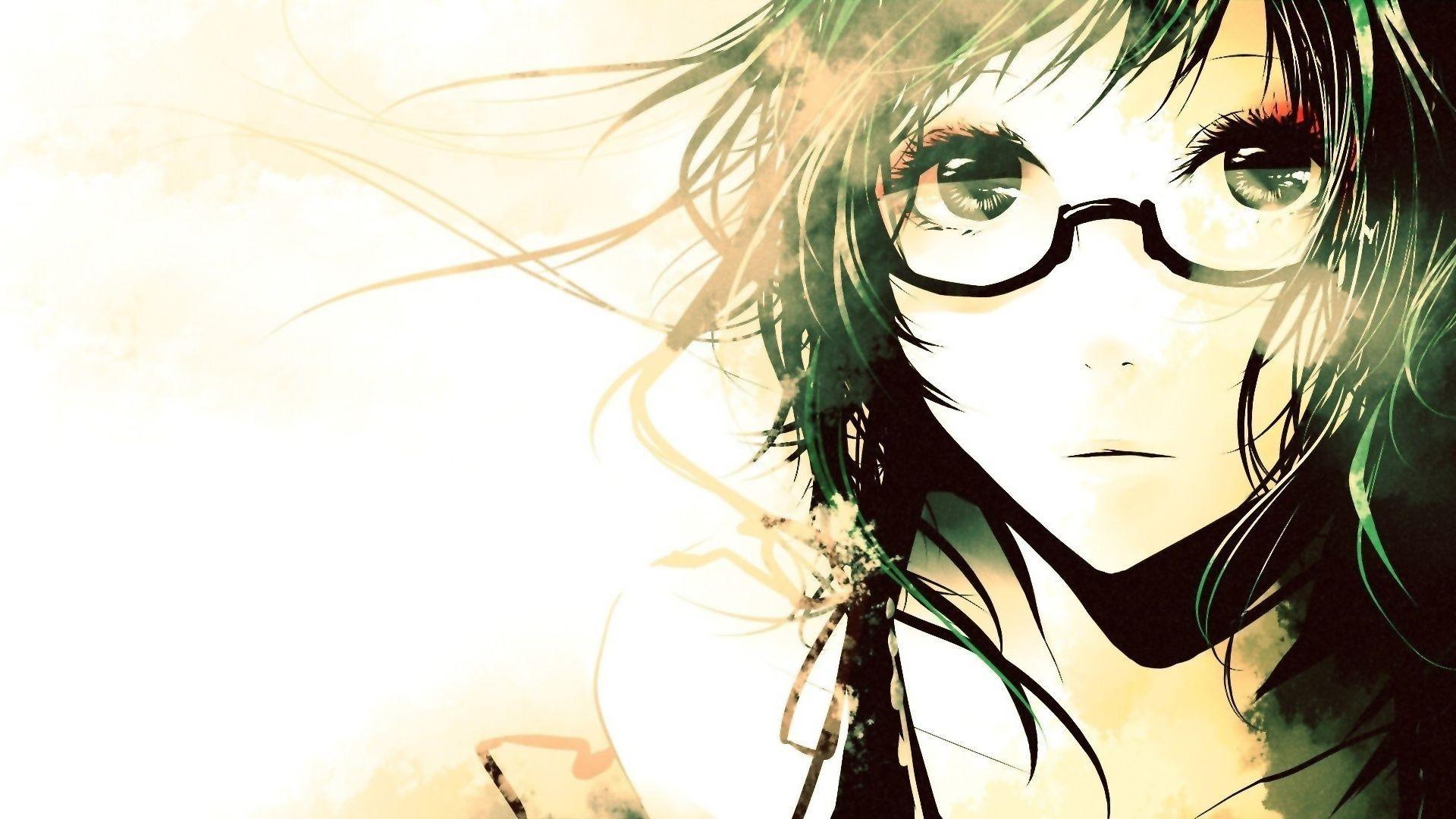 Wallpapers For > Anime Music Girl Wallpaper