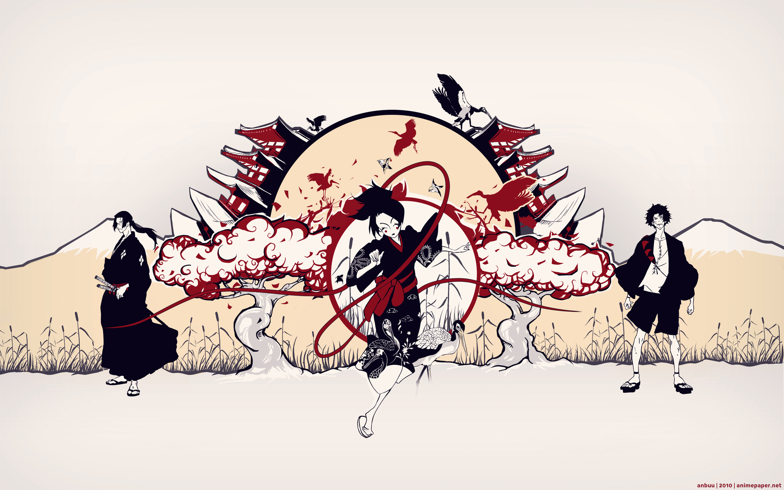 Samurai Champloo Wallpapers Samurai Champloo Wallpaper