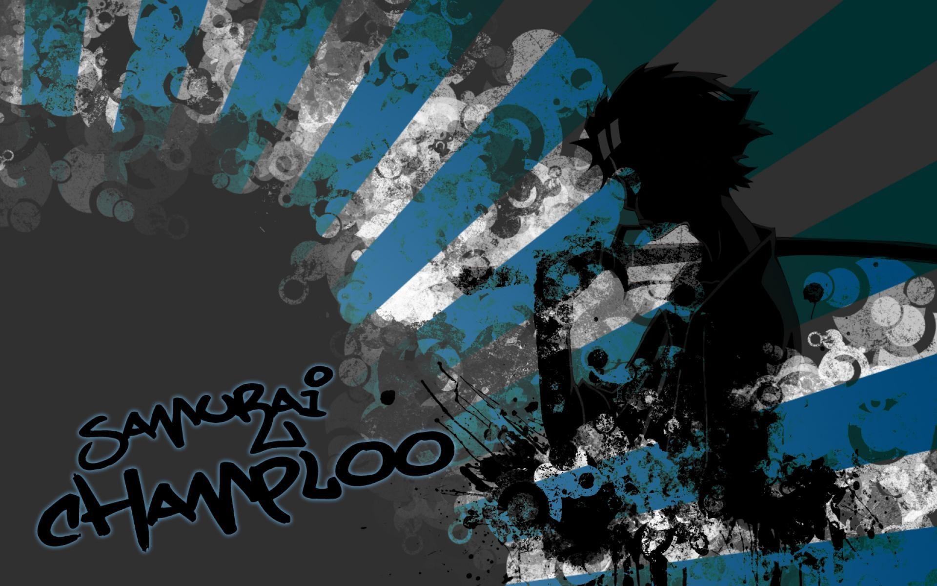 Samurai Champloo Silhouette Wallpaper