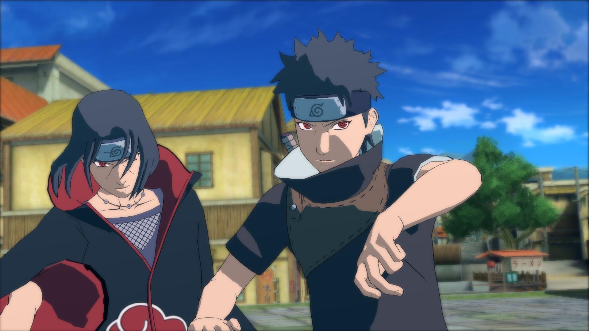 Video Game Naruto Shippuden Ultimate Ninja Storm 4 Shisui