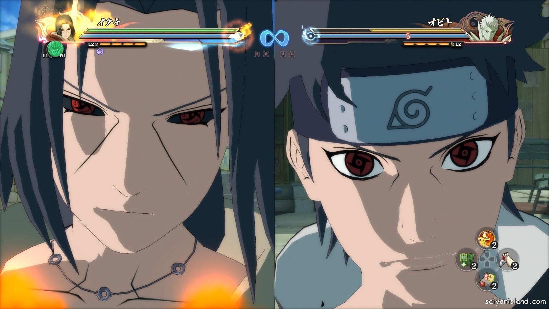 Naruto Storm 4: Perfect Susanoo Shisui and Itachi Screenshots/Art