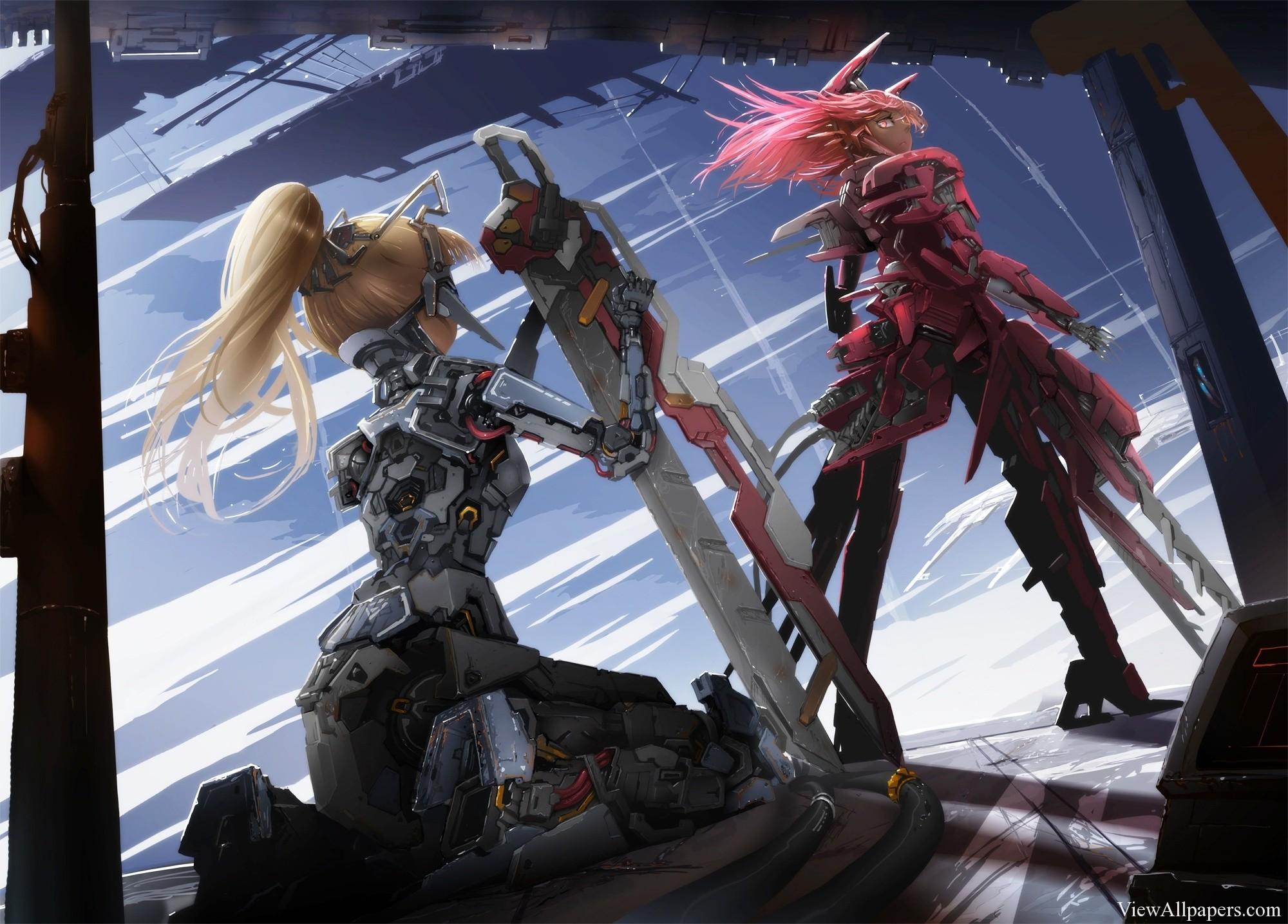 Anime Warrior Wait Wallpaper
