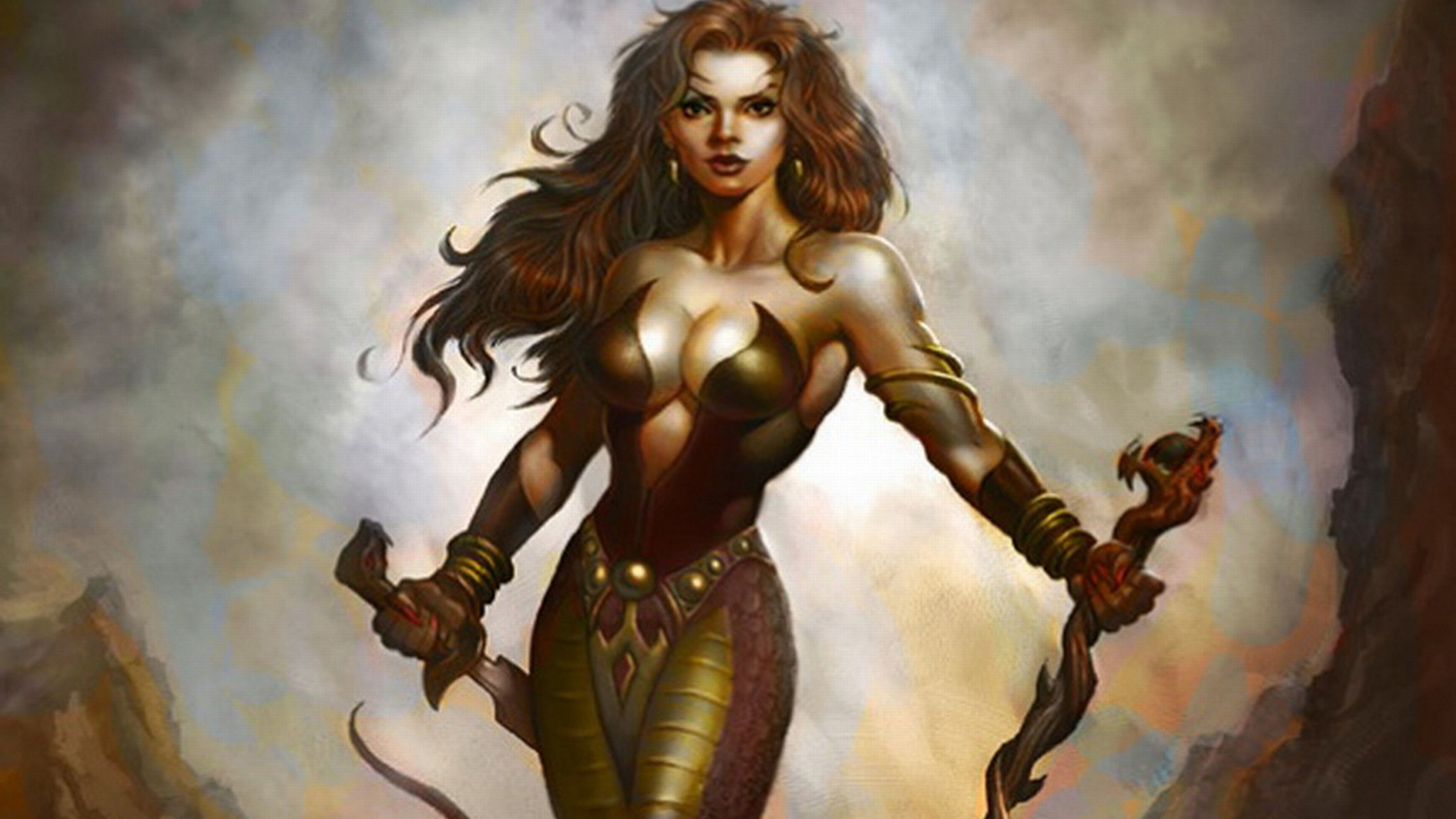 1136 Women Warrior HD Wallpapers   Backgrounds – Wallpaper Abyss – Page 7