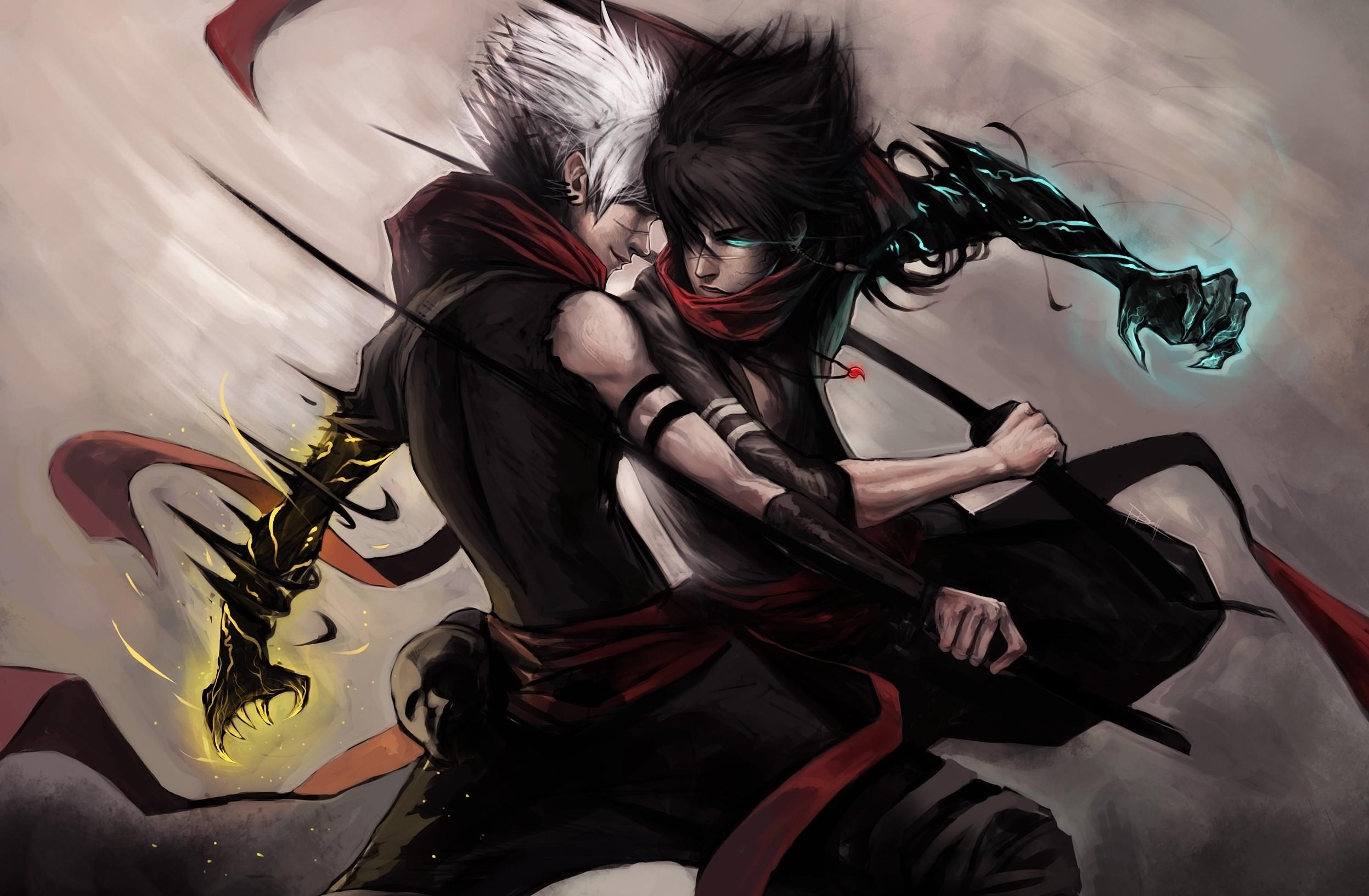 Free warrior wallpaper background