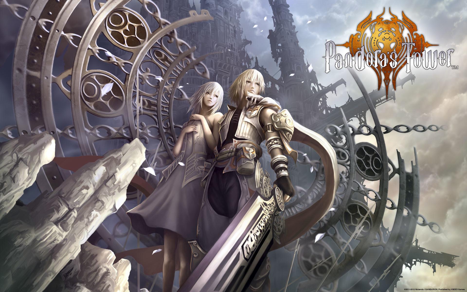 PANDORAS TOWER fantasy anime warrior poster d wallpaper      225170   WallpaperUP