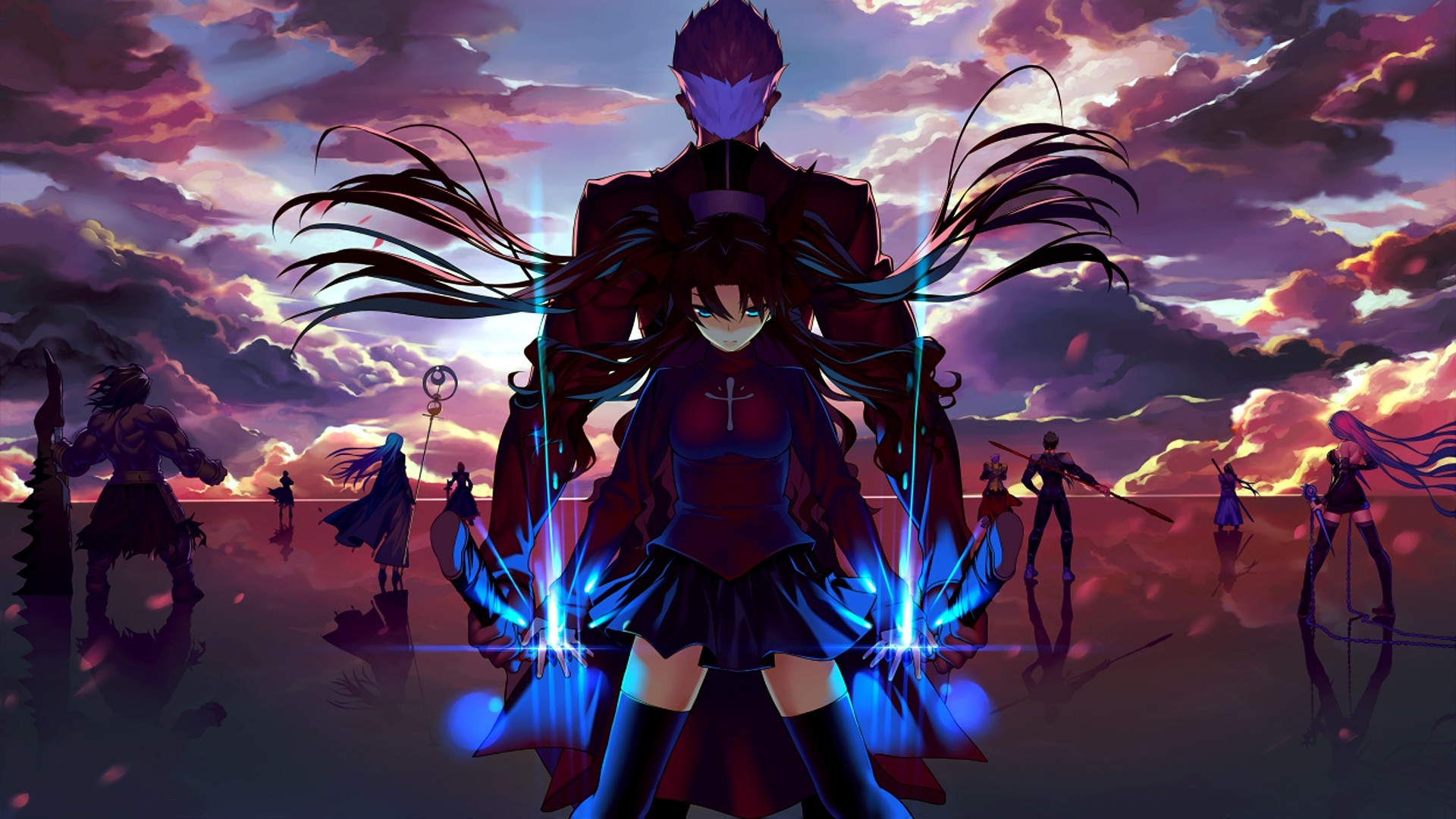 … Fate Stay Night Lancer Wallpapers Anime Wallpaper Arunnath Fate Stay  Night Wallpaper 2017