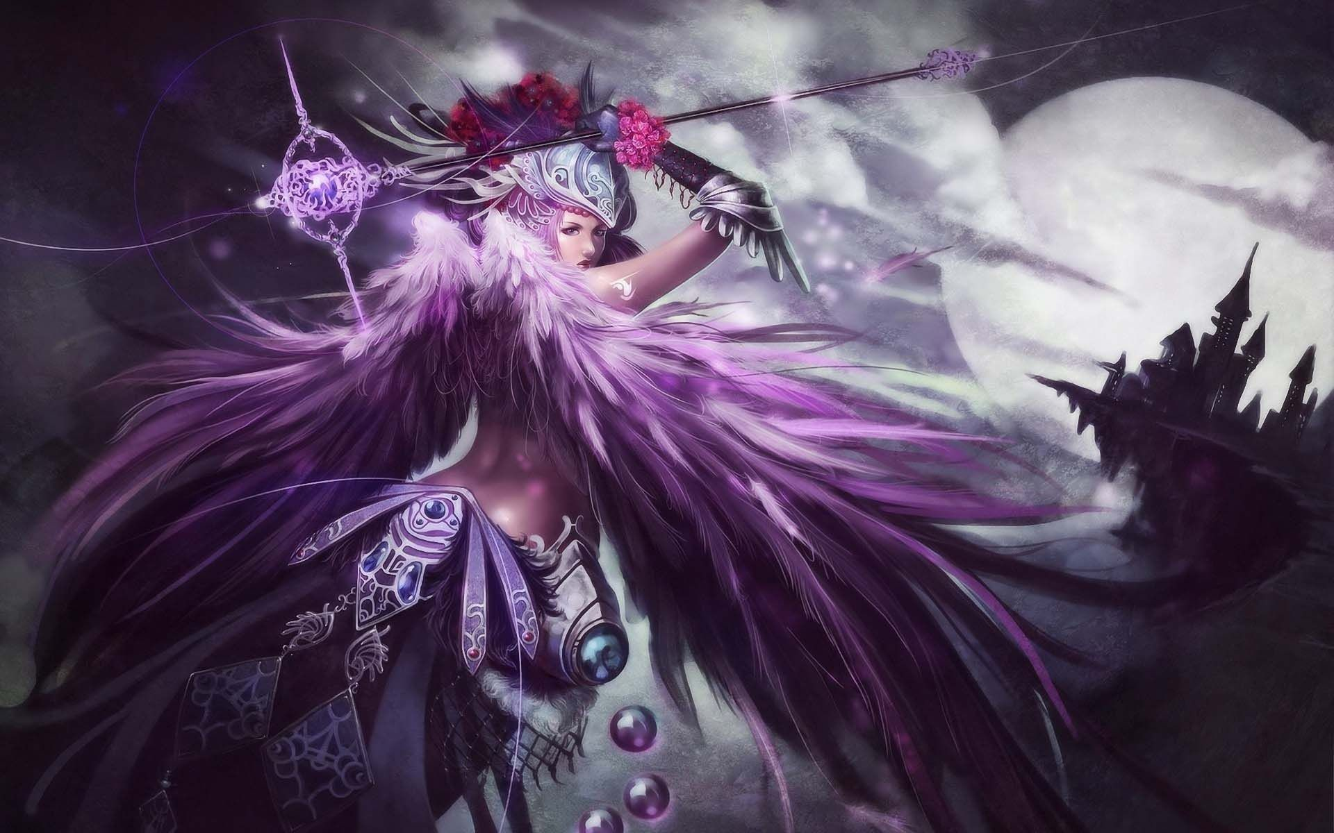 Anime Angel of Death Get quot;Dark angel of deathquot; at your phone Angel  Wallpapers For Mobile Wallpapers)