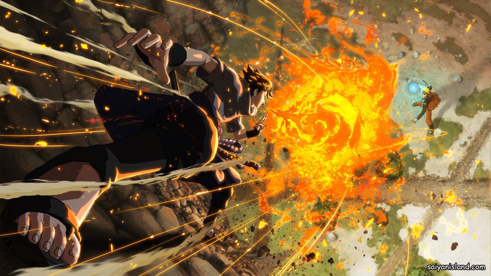 Video Game – Naruto Shippuden: Ultimate Ninja Storm 4 Wallpaper